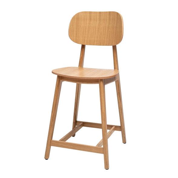 כיסא בר מעוצב עשוי עץ צבע כמו בתמונה דגם לולה מבית YAHALOM, , large image number null