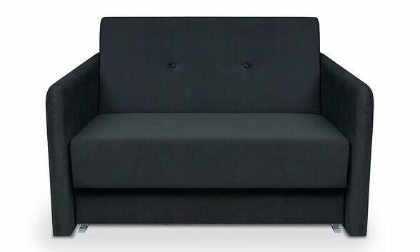 """""""שמרת הזורע"""": ספה דו מושבית נפתחת למיטה, מעוצבת בבד קל לניקוי, דגם רומא, , large image number null"""