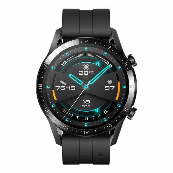 שעון חכם דגם Smart Watch GT 2 Latona-B19Sמבית  HUAWEI  _שחור, , large image number null