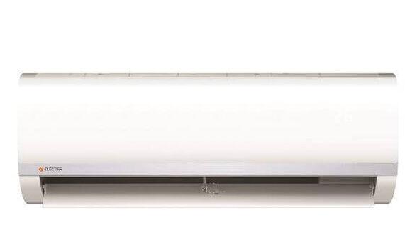 מזגן עילי בתפוקת קירור 24050BTU מסדרת אלקטרה A החדשה - בעל סוללות מאייד ומעבה בציפוי מוזהר למניעת קורוזיה ומצב שבת מובנה מבית אלקטרה דגם A 29 , , large image number null