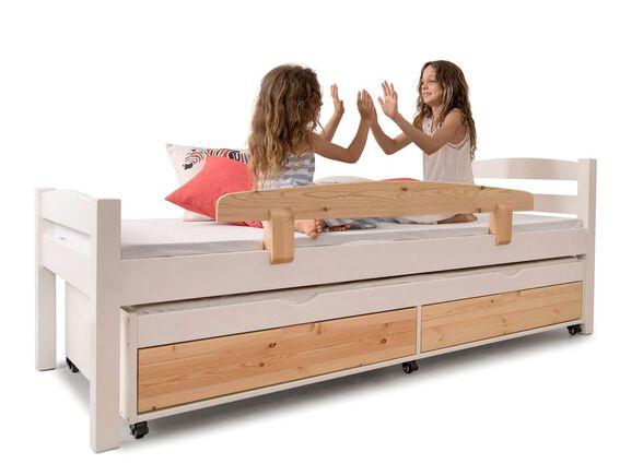 מיטה מושלמת דגם יהלי בעיצוב קלאסי עם ידיות אינטגרליות   עשויה עץ מלא בלבד ! , , large image number null