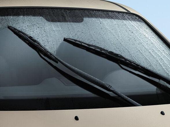 מכינים את הרכב לחורף: זוג מגבים שטוחים איכותיים | בעלי צורה אווירודינית אשר נצמדת לשמשה | מתאימים לכל סוגי הרכב, , large image number null