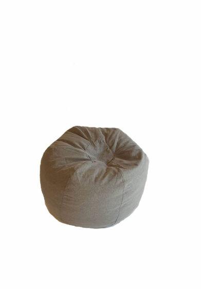 פוף הכדור הקלאסי אידיאלי לחדר ילדים ונוער דגם Sanchini מבית SHANGO_אפור כהה, , large image number null