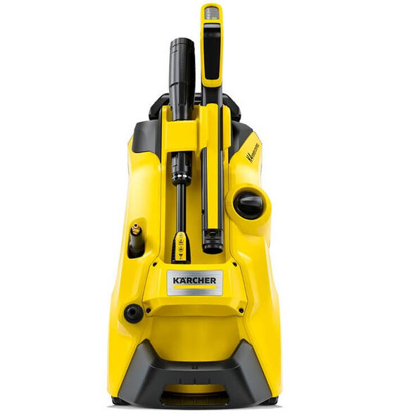 מכונת שטיפה בלחץ 130 באר Karcher קרשר K4 POWER CONTROL  , , large image number null
