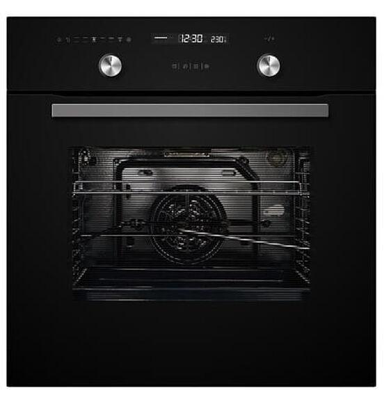 תנור 70 ליטר בילד אין Crystal קריסטל BO70GB שחור , , large image number null