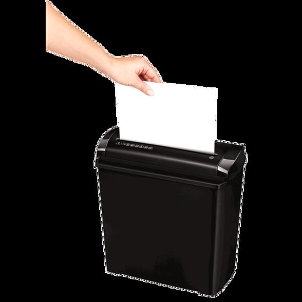 מגרסת נייר משרדית 11 ליטר דגם P25S מבית Fellowes , , large image number null