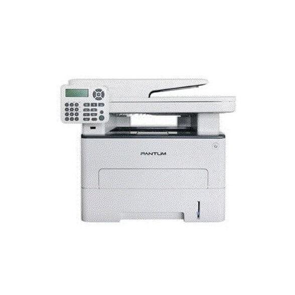 מדפסת משולבת אלחוטית לייזר רשת PANTUM M6800FDW מכונת צילום סורק פקס רשת חוטית ואלחוטית פנטום , , large image number null