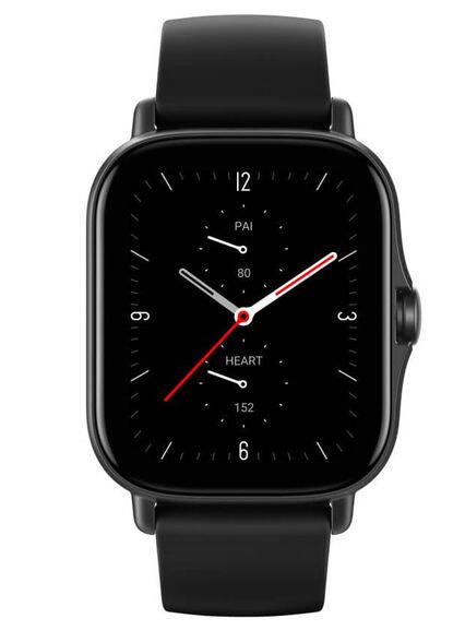 שעון חכם כולל ניטור של מדדי הבריאות מבית Amazfit דגם GTS 2e_שחור, , large image number null