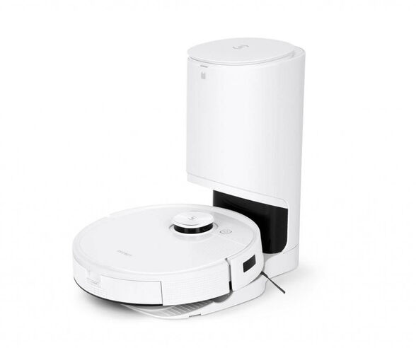 שואב רובוטי שוטף עם עמדת ריקון דגם N8 PRO PLUS מבית ECOVACS , , large image number null