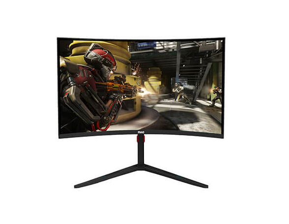 """מסך מחשב 27"""" מבית MAG דגם MAG 27"""" Curved Gaming Led Monitor, 75HZ C27FY  , , large image number null"""