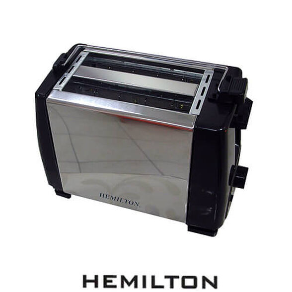 טוסטר קופץ דפנות חמות HEMILTON דגם HEM-106 , , large image number null