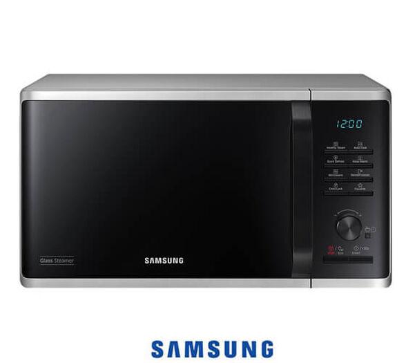 מיקרוגל Samsung דגם MS23K3555ES נפח 23 ליטר ו-5 תוכניות הפשרה מהירה , , large image number null