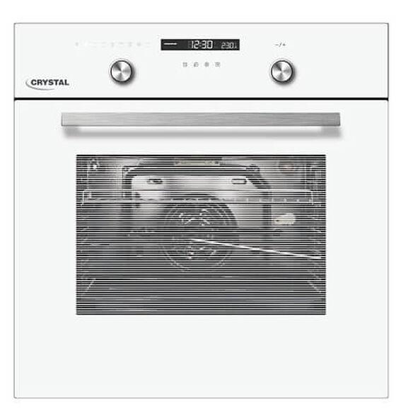 תנור 70 ליטר בילד אין Crystal קריסטל BO70GW , , large image number null