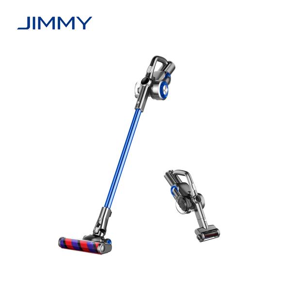 שואב אבק אלחוטי מתקדם JIMMY H8  בעל מסך לד המתריע על שגיאות    קל משקל רק KG 1.49 , , large image number null