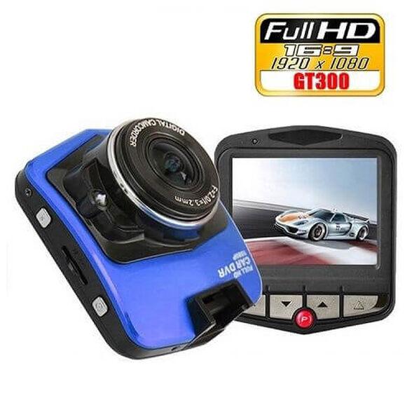 אל תצאו לדרך בלעדיה: GT300 מצלמת דרך לרכב באיכות FullHD   מסך LCD בגודל 2.4''    זווית עדשה רחבה של 140 מעלות וראיית לילה, , large image number null