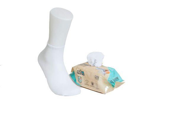 מארז 7 זוגות גרבי בוגרים פוליז ToGo  צבע לבן, , large image number null